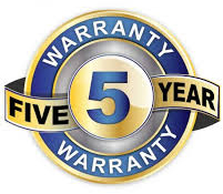 images 5 year warranty
